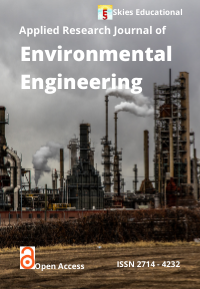 Applied Research Journal of Environmental Engineering