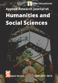 Applied Research Journal of Humanities and Social Sciences